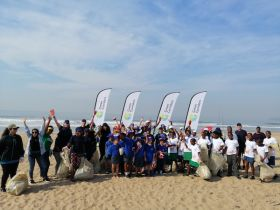 Mandela Day Green Deeds Blue Lagoon Beach Cleanup Report